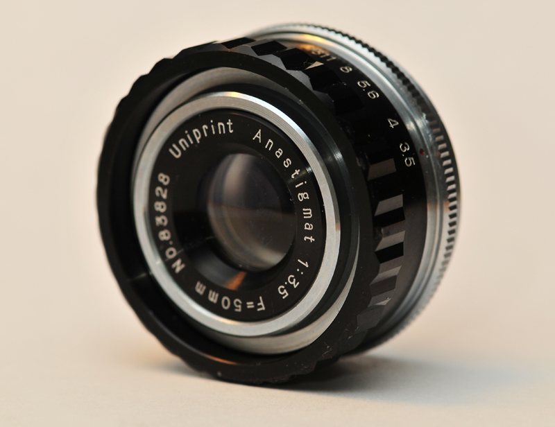 uniprint-objektiv